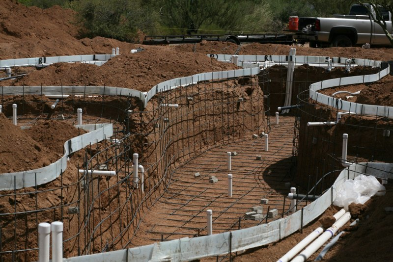 Swimming Pool Reinforcement : Swimming pool rebar archives scholz